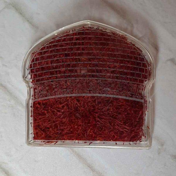 زعفران یک مثقالی بارگاه